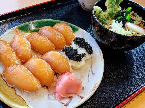 島寿司セット